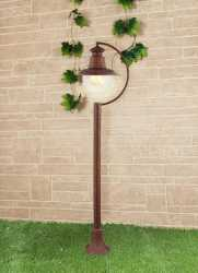 Садовый светильник Elektrostandard Talli F брауни