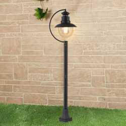 Садовый светильник Elektrostandard Talli F черный