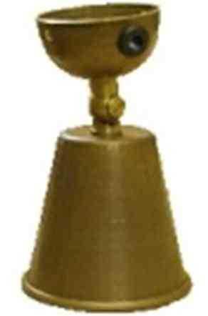 """арт.Г00446387 Потолочный светильник """"Гусевъ №36"""" (мет.патрон) G-9 H 125мм"""