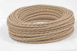 Провод витой Interior Wire 3х1.5 (капучино) арт.00313884