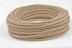 Провод витой Interior Wire 3х4.0 (капучино) арт.00313882