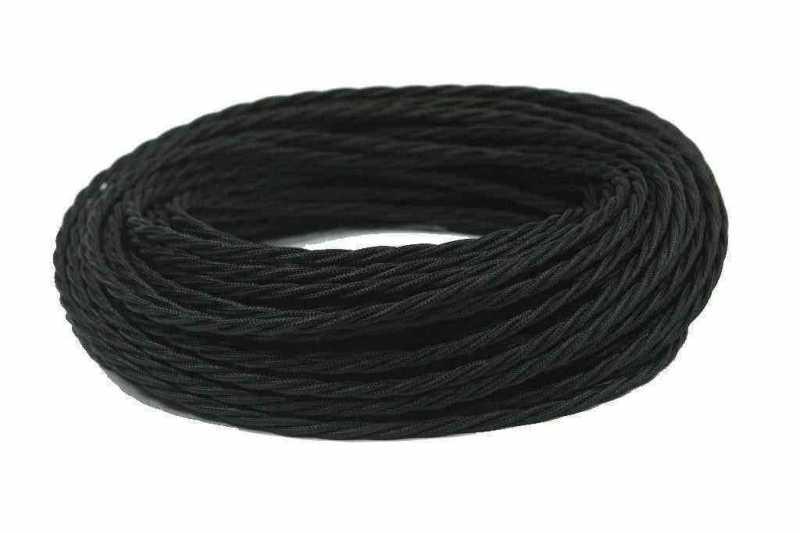 Провод витой Interior Wire 3х2.5 (черный) арт.00314038