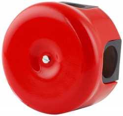 Распаечная коробка D90 красный 335-К Lindas