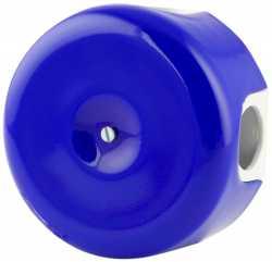 Распаечная коробка D90 синий 335-С Lindas