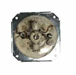 Механизм выключателя Colony 1-кл., проходной, мрамор Retrika арт.RV-SW-16