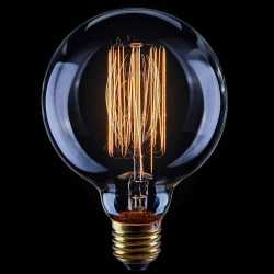 Лампа накаливания Voltega Loft большой шар прозрачный E27 40W G95 2200K VG6-G95A1-40W 5922