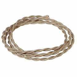 Ретро кабель электрический карамель CAR 3*1.5 Salvador