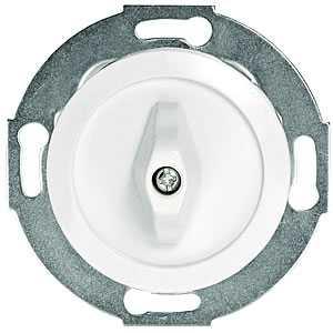 Переключатель поворотный (схема 6) 16 A, 250 B (белый) 880704-1