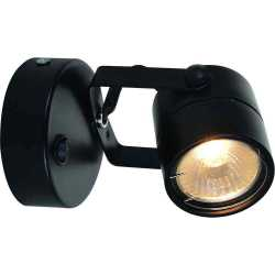 Накладной спот Arte Lamp Lente A1310AP-1BK