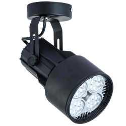 Спот Arte Lamp Lyra A6252AP-1BK