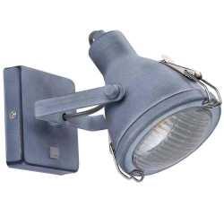 Спот Arte Lamp Faro A9178AP-1GY