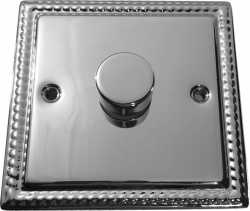 Одноклавишный светорегулятор проходной Balfour Grand D3505-12PC