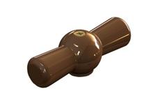 Ручка выключателя коричневый МезонинЪ, GE70001-04