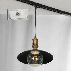 Трековый светильник Lussole LOFT Track Lights LSP-9670-TAW