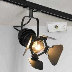 Трековый светильник Lussole LOFT Track Lights LSP-9838-TAW