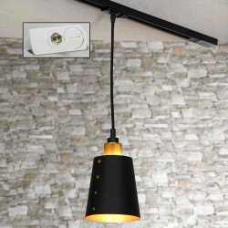 Трековый светильник Lussole LOFT Track Lights LSP-9861-TAW