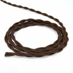 Интернет кабель коричневый Retrika арт.RPI-00002