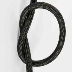 Круглый провод 2*0.75 черный Retrika арт.RPK-207508