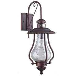Уличный настенный светильник Maytoni La Rambla S104-60-01-R