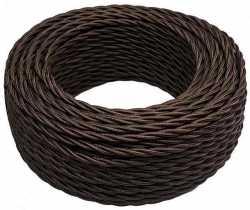 B1-426-0172 Bironi Интернет кабель 1*1, коричневый 1 м.