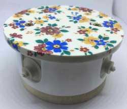 Комбинированная распаячная коробка (Ситец) подрозетник береза арт.Z003351