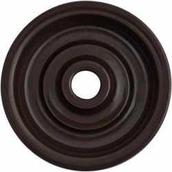 В3-062-22 Bironi Накладка для выключателя, коричневый