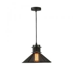 Светильник MA43 D280 E27 Черный 057-844