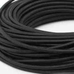 Провод круглый Interior Wire 3х1.5 (Черный шелк) арт.00314035