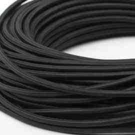 Провод круглый Interior Wire 2х1.5 (Черный шелк) арт.00314034