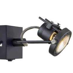 Спот Arte Lamp Costruttore A4300AP-1BK