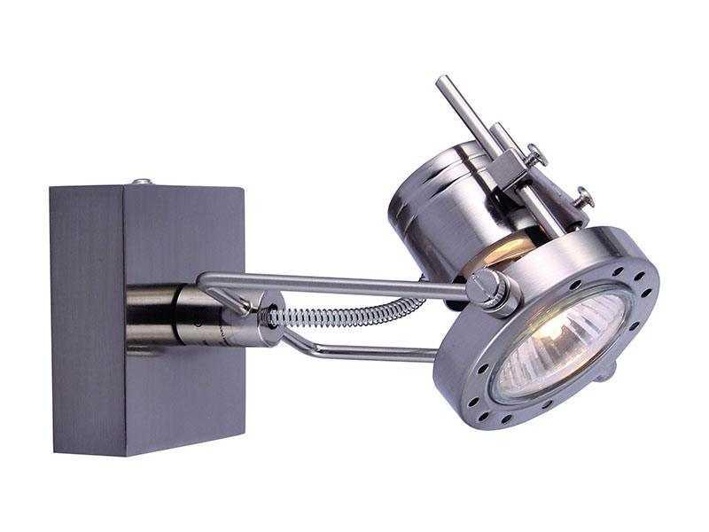 Спот Arte Lamp Costruttore A4300AP-1SS