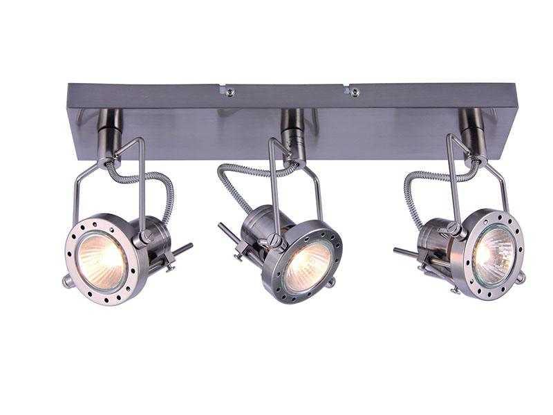 Спот Arte Lamp Costruttore A4300PL-3AB