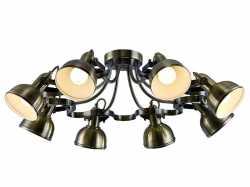 Потолочная люстра Arte Lamp Martin A5216PL-8AB