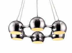 Подвесная люстра Arte Lamp Rondo A8072LM-6CC