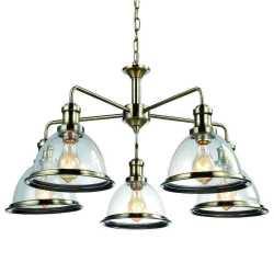 Подвесная люстра Arte Lamp Oglio A9273LM-5AB