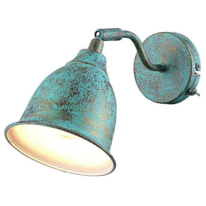 Настенный спот Arte Lamp Campana A9557AP-1BG