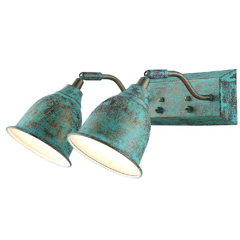 Настенный спот Arte Lamp Campana A9557AP-2BG