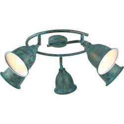 Потолочный спот Arte Lamp Campana A9557PL-5BG