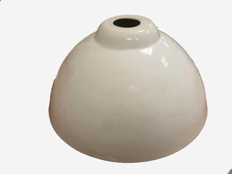 """Плафон d=320 mm, керамика, """"белый"""""""