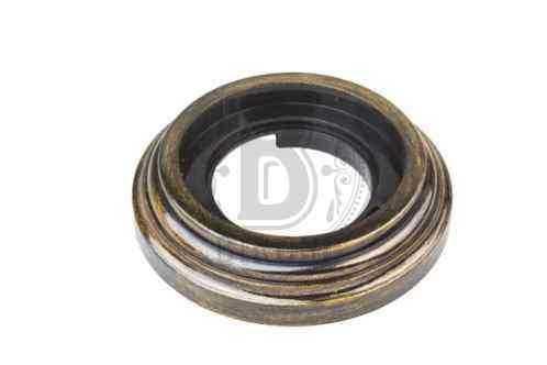 BF1-610-25 Bironi Рамка 1 постовая, Пластик бронза