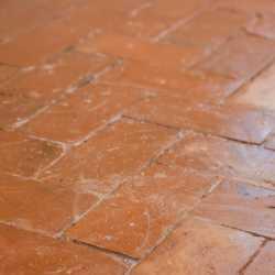 Лофт плитка для полов ЦэгПШ Cegla из старинного кирпича (широкая)