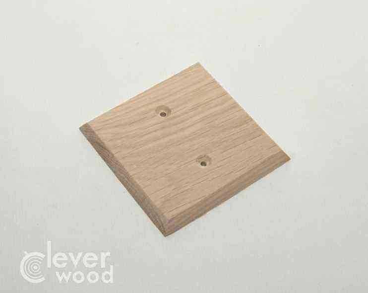 Универсальная накладка Cleverwood ПНМ-0.10.88*88.0 (плоские)10.Я
