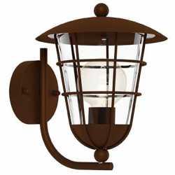 Уличный настенный светильник Eglo Pulfero 1 94854, , Кратность заказа: 1, Гарантия: 12 месяцев, Тип изделия: Уличный светильник, Тип монтажа: Открытый, Единицы измерения: штуки, Артикул производителя: 94854, Производитель: Eglo