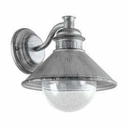 Уличный настенный светильник Eglo Albacete 96263, , Кратность заказа: 1, Гарантия: 12 месяцев, Тип изделия: Уличный светильник, Тип монтажа: Открытый, Единицы измерения: штуки, Артикул производителя: 96263, Производитель: Eglo