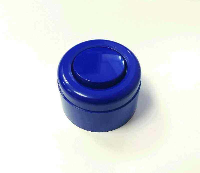 Винтажный выключатель Interior Electric 1кл, о/у, 10А, ABS, (синий) С-2006