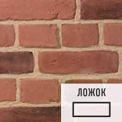 Лофт плитка Izhora (элемент ложок), бетон IzhB-500Л LOFTStyle