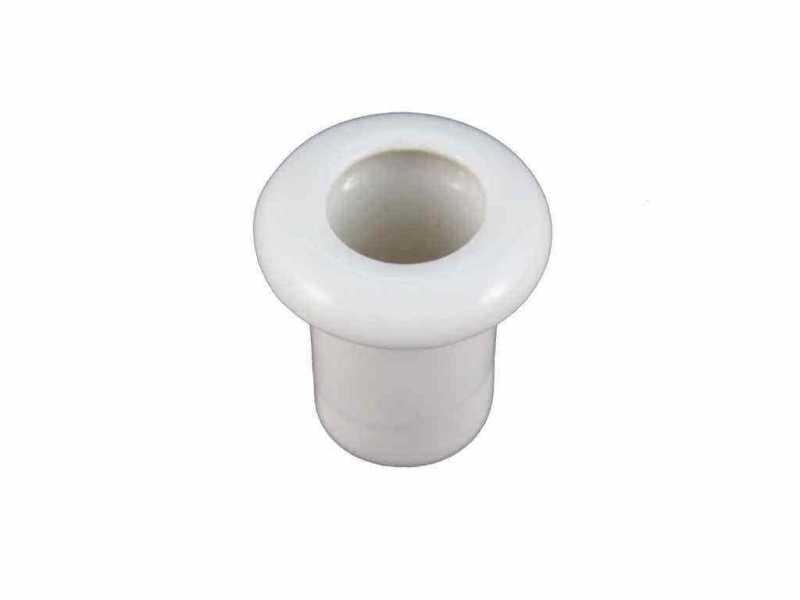 Leanza Втулка межстеновая фарфоровая, цвет bianco (белый) ВМБ