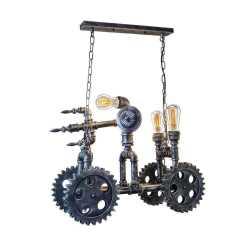 Ретросветильник подвесной Lussole Loft Iron Don LSP-00111, , Кратность заказа: 1, Гарантия: 12 месяцев, Тип изделия: Светильник, Тип монтажа: Открытый, Единицы измерения: штуки, Артикул производителя: LSP-00111, Производитель: Lussole Loft