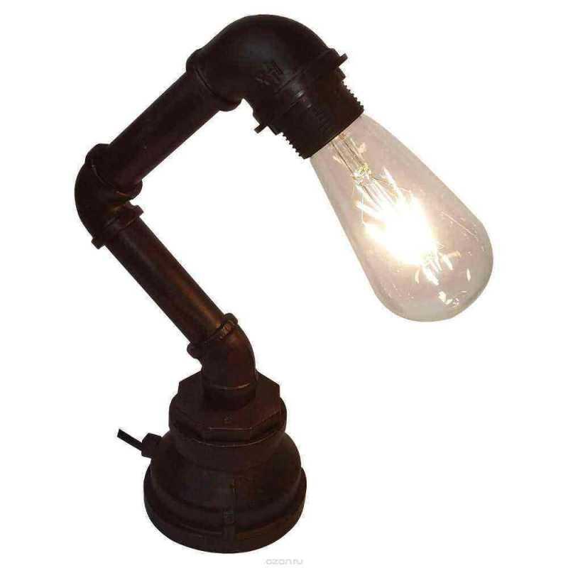 Декоративная настольная лампа Lussole Loft Emma LSP-9985