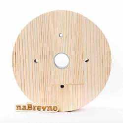 0.L4-30-S Накладка на скошенный потолок 0.L4, 30 градусов, сосна, , Цвет: Сосна, Материал корпуса: Дерево, Кратность заказа: 1, Производитель: naBrevno, Тип изделия: Накладка на потолок, Единицы измерения: штуки, Артикул производителя:  0.L4-30-S, Гарантия: 12 месяцев, Тип монтажа: Открытый, Страна: Россия